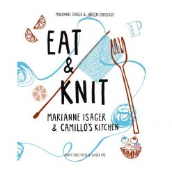 Isager - Eat & Knit - Cover