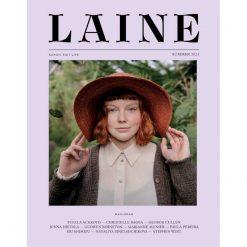 Laine Magazine - 11 Marjoram - Cover