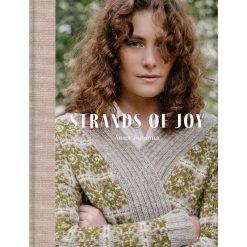 Laine Magazine - Strands of Joy - Anna Johanna - Thistle