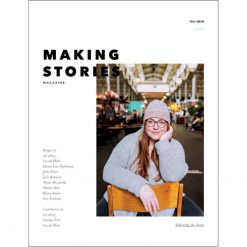 Making Stories Magazine - Issue 4 - Cover