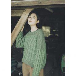 Amirisu - Sublation DARUMA Collection 2021 - Spiral Sweater
