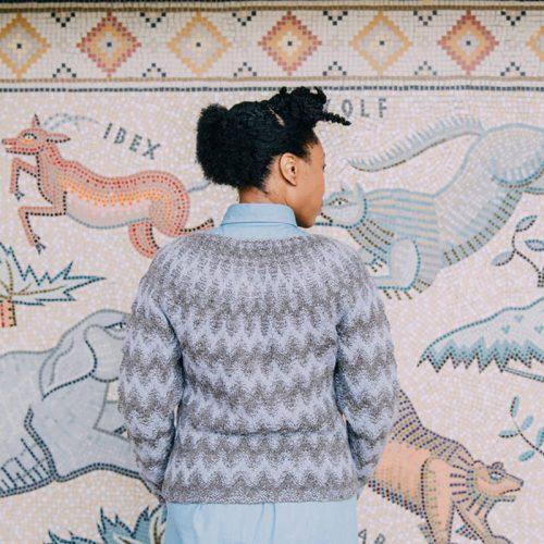 Anna Maltz - Marlisle : a new direction in knitting