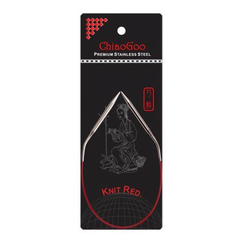 ChiaoGoo - MiniCircolari RED 30 cm