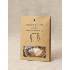 Cocoknits - Leather Handle Kit SHORT