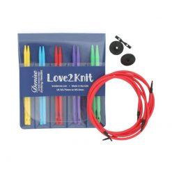 Denise - Love2Knit 3,75-5,5 mm
